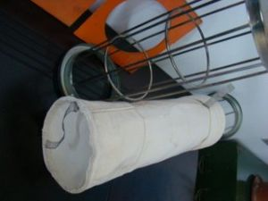 무료 샘플을%s 가진 먼지 수집가를 위한 PPS 혼합물 Fiberglassr 여과 백