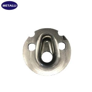 As peças de máquinas de aço inoxidável a chave de proteção do cilindro
