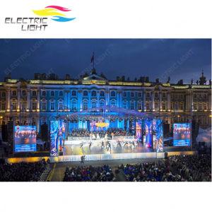 Haut de la qualité européenne P3.2 Affichage LED de location de plein air
