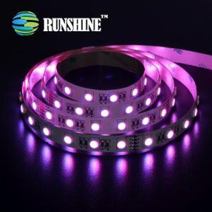 Fita LED de iluminação com IC construído em 5050