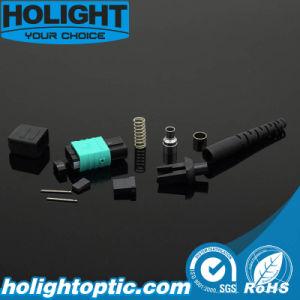 St, SC y LC, FC, E2000, conector de fibra óptica DIN