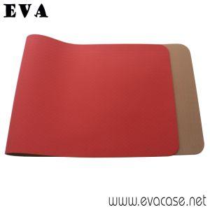 Os tapetes de Yoga personalizado por grosso com design anti-deslizante 4dff29bf9816
