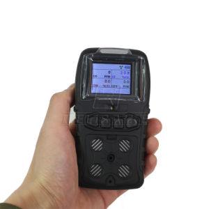 Portable di alta qualità con il multi rivelatore di gas della pompa 4 in 1 rivelatore di gas
