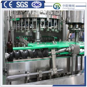 주문을 받아서 만들어진 자동적인 탄산 청량 음료 플랜트 소다수 충전물 기계