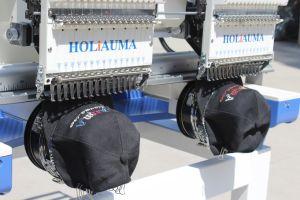 Macchina industriale capa del ricamo di vendita 2 superiori di Holiauma con 1000 alte velocità