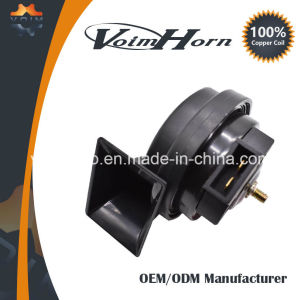 Corno di automobile della lumaca della bobina 12V del rame dell'altoparlante dell'automobile della novità