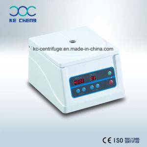 Td4 탁상용 병원을%s 저속 생명 공학 소형 디지털 표시 장치 낮은 무게 실험실 10kg 분리기