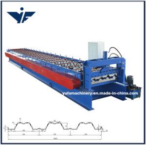 Marque Yufa 750 machine à profiler de pont de plancher