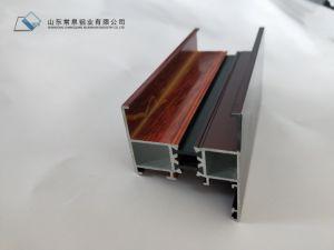 Profilo di alluminio per stoffa per tendine Windows ed i portelli in Cina