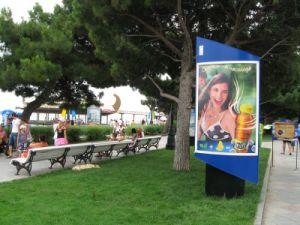 エレクトロルミネセンスELの印ELのパネルELポスター