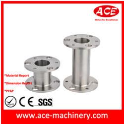 Asta cilindrica di azionamento d'acciaio personalizzata di precisione