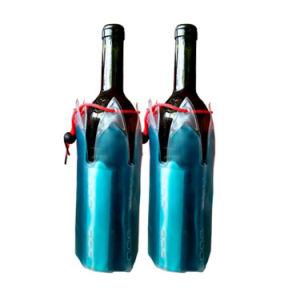 String style Refroidisseur de bouteille de vin