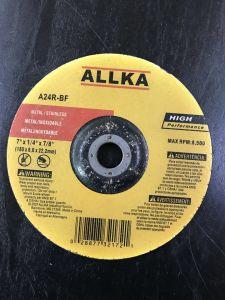 Fornitore d'acciaio di legno del disco di taglio della pietra abrasiva del diamante
