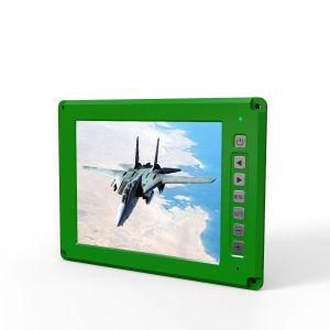 10.1-duim Dubbele Androïde OS en Win10, de Geschatte Militaire Ruwe Tabletten van de Fabriek IP67