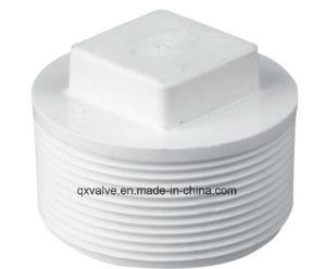 El estándar ANSI de montaje de plástico para el sistema de riego