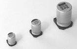 V-Chip condensadores electrolíticos de aluminio de 47UF