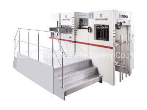 Lh1050e de alimentación de papel automática Máquina de troquelado para Cartonbox