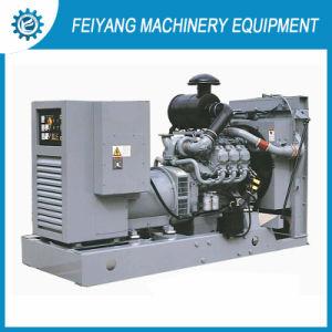 F4l912W Deutz 디젤 엔진 발전기 세트 39kw/49kVA-44kw/55kVA