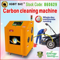 Machine de nettoyage professionnel carbone HHO