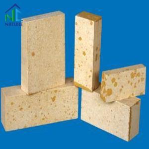 Los ladrillos de sílice de soplado de vidrio para horno, sio2 el 94% 95% de 230x114x65/75/60/50/40/30mm de tamaño personalizado China Zibo alto de la naturaleza silícea de ladrillo, ladrillo Alumina-Silica