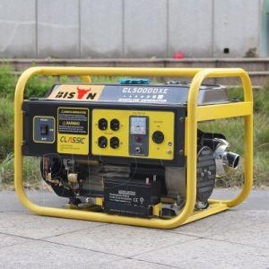 Bison (Chine) BS2500U (E) 2kw 2kVA Air-Cooled 2000W de l'essence super silencieux 220 Volt mini générateur électrique