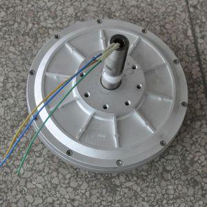 Pmg770 5Kw 380VCA 100rpm Aerogenerador de Eje Vertical Coreless Disco a bajo régimen de la Fase 3 generador de imanes permanentes