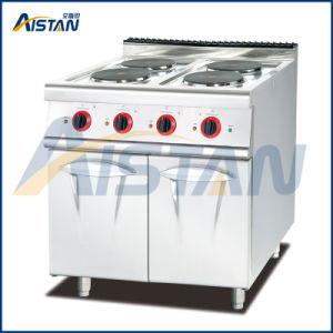 Eh887c 4 Plaque chauffante électrique avec le Cabinet (ronde)