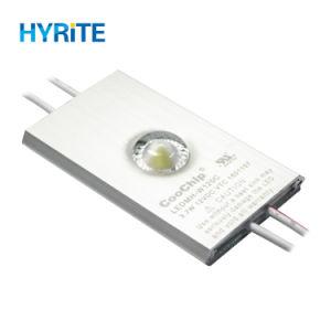 1.5W 12V 90lm Waterdichte Plastic LEIDENE van de MAÏSKOLF Module voor AchterVerlichting