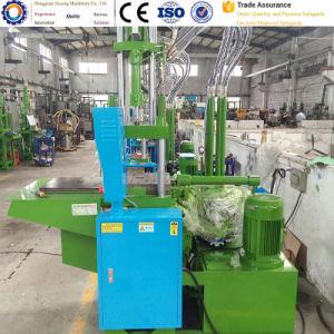 최신 판매 케이블을%s 수직 플라스틱 사출 성형 기계
