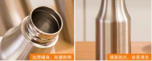 Nuovi POT d'acciaio doppio dell'olio da cucina di Stainess di alta qualità 304 di stile