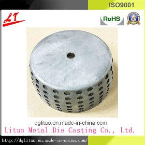 アルミニウムハードウェアはダイカストLEDの照明ランプハウジングの部品を