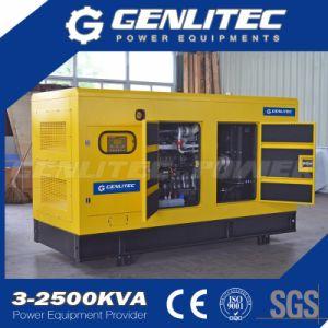 Super Silent 150 kVA Puissance générateur diesel Deutz (GPD150S-I)