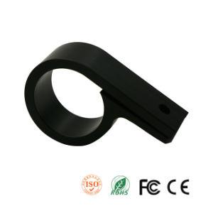 CNC preciso che lavora con le parti di alluminio d'anodizzazione