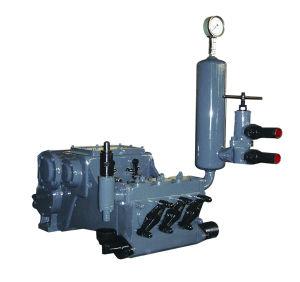 Bw-450/5 hohe Effiency horizontale Triplex einzelne verantwortliche Erwiderung-Kolbenpumpe-Spülpumpe