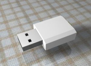 Ресивер DVB-T USB ключ работать с компьютером (DTR8101)