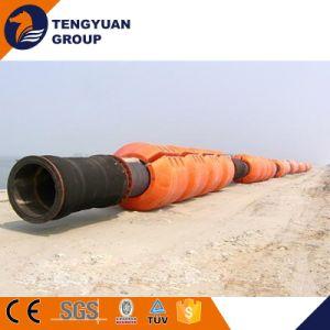 HDPE de Pijp van de Baggermachine voor het Overzeese Uitbaggeren, HDPE de Stevige Pijp van de Muur