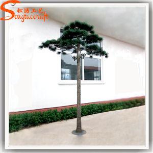 Lâmpada de Pinheiros artificiais para city ou decoração de jardim