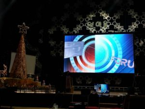 P4 Rental LED Display für Indoor Performance