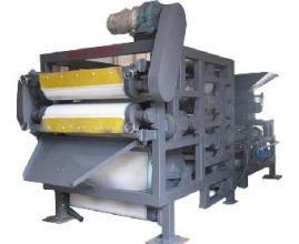 3000 Riemen-Filterpresse-Behandlung-Klärschlamm, der für Abwasser entwässert