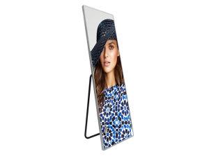 Écran LED léger P2.5 Poster, location de l'intérieur plein écran LED de couleur