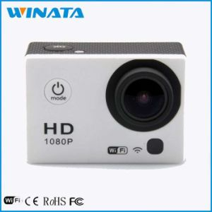 пульт ДУ 1080p HD WiFi 170 градусов широкоугольная линза для использования вне помещений дрейфа Sport