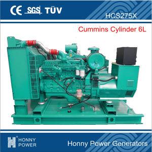 Fabuloso 50Hz Cummins Generador (200kw/250kVA)