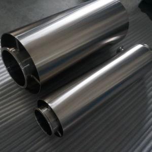 Bobina del Tri-Morsetto dell'acciaio inossidabile con 3/8  di porta di Fnpt dal lato