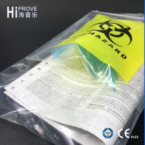 Ht-0738 Sac de spécimens de poche hybride Ht-0738
