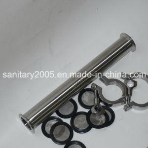 Bobina del morsetto del serbatoio di acciaio 304 tri con la guarnizione di Viton