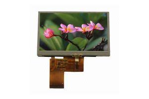 車の新しい7  800*480表示画面のためのTFT LCD