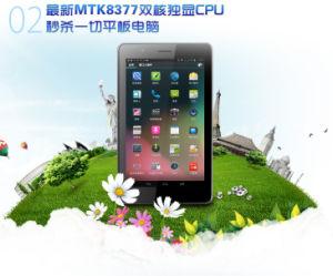 Processador 3G++GPS Bluetooth+DUPLO SIM Tablet PC 7 polegadas (X7)
