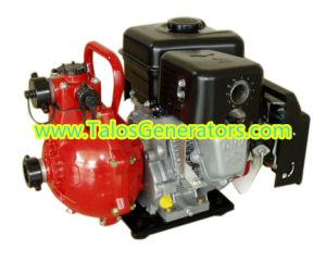 Portátil de 2 pulgadas de B&S gasolina bomba de agua para la lucha contra incendios (HWP20bs)
