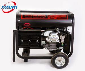 Haute qualité pour Honda 5kw Puissance moteur silencieux générateur à essence de soudage