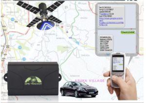 Автомобиль автомобиль GPS Tracker с долгим сроком службы батареи ТЗ104